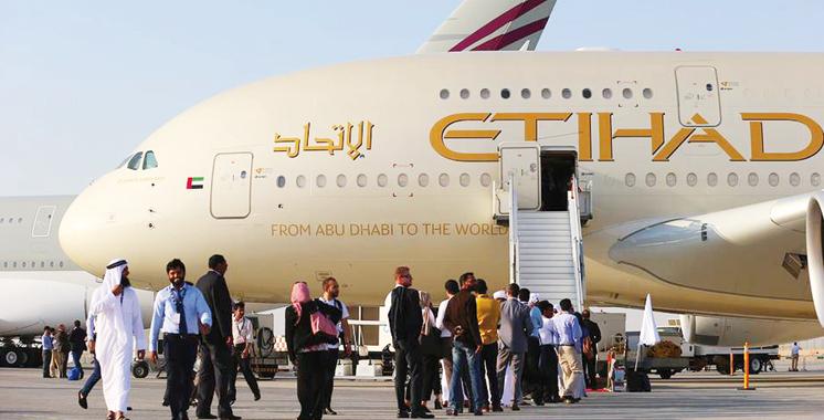 Etihad Airways, meilleure compagnie aérienne