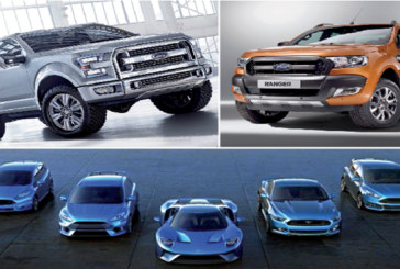 Ford renforce sa place sur le marché marocain: Une année 2016 couronnée  de succès