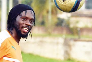 Gervinho rejoint la Côte d'Ivoire