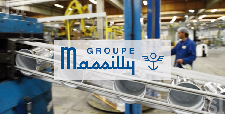 Le Groupe Massilly, leader de l'emballage métallique, s'installe à Agadir