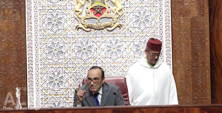Chambre des représentants : Clôture  de la deuxième année législative 2018-2019