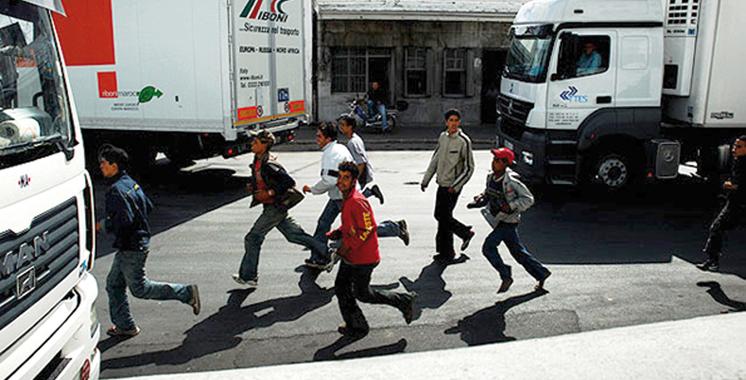 Emigration clandestine et tentative de corruption au port de Tanger-Med