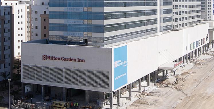 Hilton Garden Inn Casablanca : Les premiers clients attendus en 2021