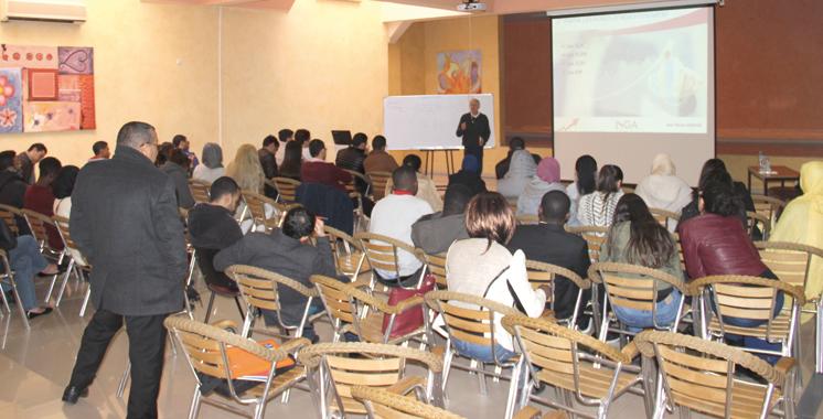 Le capital investissement débattu à l'ISGA de Marrakech