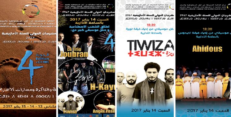 Des festivités dans plusieurs villes: Le Nouvel An amazigh célébré en grande pompe