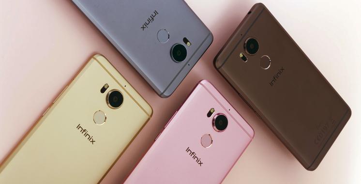 Infinix lance ses smartphones Zero4 et Zero4 Plus