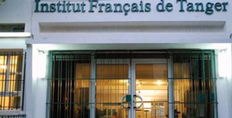 Spectacle de théâtre à l'Institut francais de Tanger