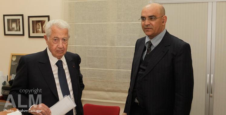 Casablanca : Hassan Aourid présente son nouveau roman «Cintra»