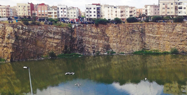 La fondation Lydec active la réhabilitation de l'étang El Oulfa