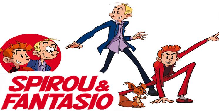 «Les aventures de Spirou et Fantasio» tourné au Maroc