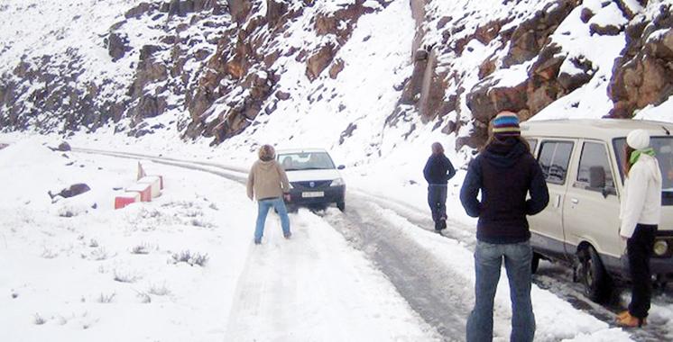 Alerte météo : Des averses orageuses et des chutes de neige dans plusieurs provinces