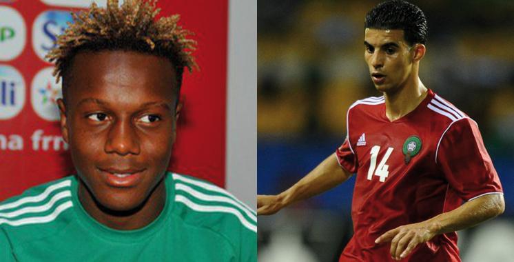 CAN-2017: Mendyl et Boussoufa dans l'équipe type du premier tour