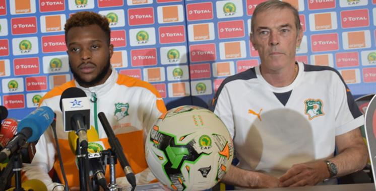 Côte d'Ivoire :  Un «8ème de finale» contre le Maroc, estime Dussuyer