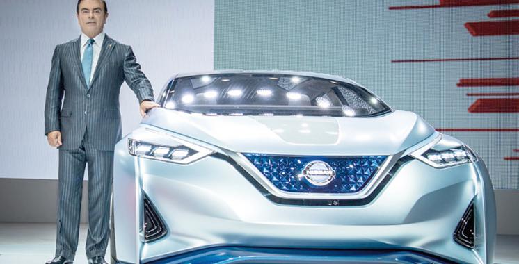 Technologie : Une Leaf nouvelle au kiosque de Nissan