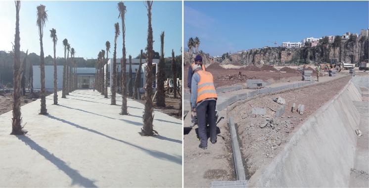 Le Parc archéologique de Sidi Abderrahmane de Casablanca fin prêt