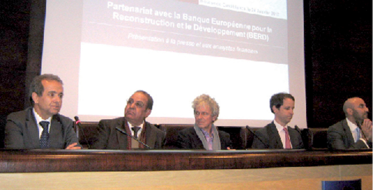 Fruit d'un partenariat entre la CMT et la BERD: Un prêt de 28 millions d'euros pour le creusement d'un nouveau puits minier