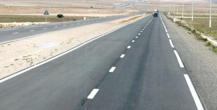 Routes : Une étude pour le tronçon Tiznit-Guelmim
