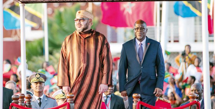 Selon la dernière revue trimestrielle de l'ONU: Le Maroc s'affirme en tant que «force économique majeure» en Afrique
