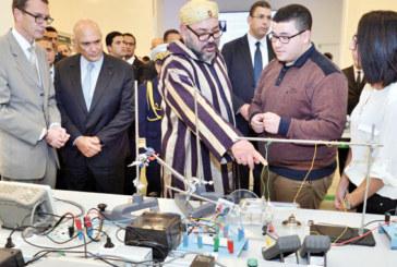 L'université Mohammed VI polytechnique : un hub de l'innovation