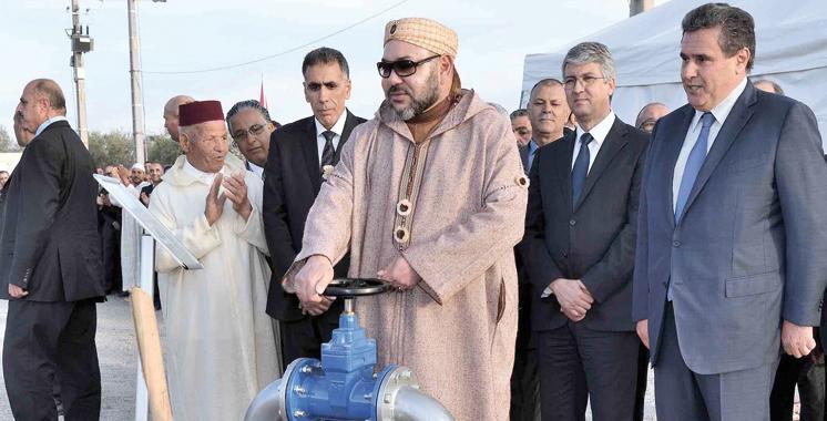 Gestion des ressources hydriques: Des projets d'irrigation mis en service au Haouz
