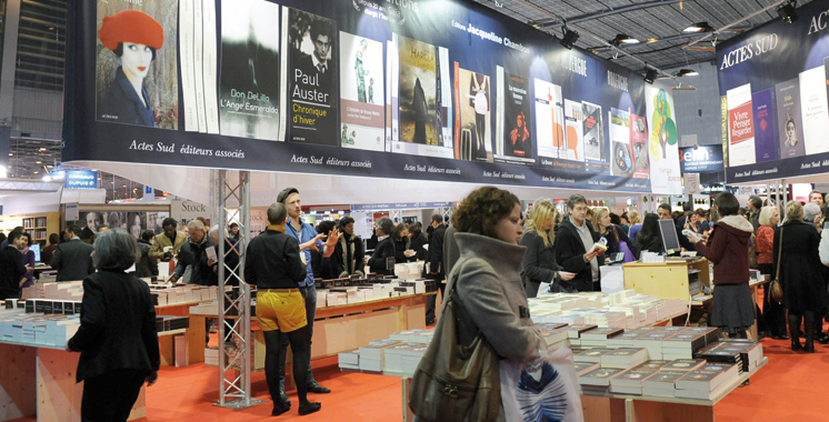 Salon du livre de paris hommage aux monstres sacr s for Salon de paris 2017