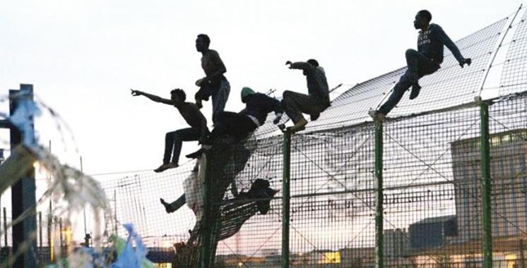 Tentative d'immigration illégale avortée à Sebta