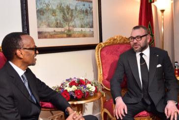 Sommet de l'UE : SM le Roi s'entretient avec les chefs d'Etat et de gouvernement