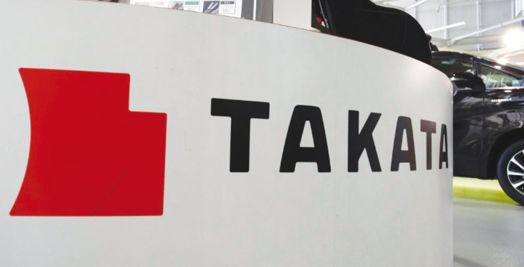 Airbags défectueux : 1 milliard de dollars d'amende pour Takata aux Etats-Unis