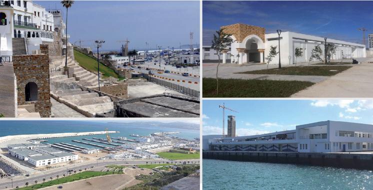 6,5 milliards de dirhams pour achever le grand projet de Tanger Ville
