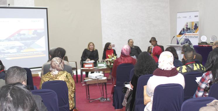 Insertion professionnelle : Des entreprises au chevet des jeunes en difficulté à Tanger