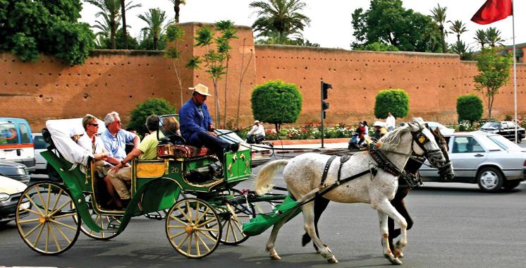 Tourisme : Un bon premier trimestre pour les établissements classés de Marrakech