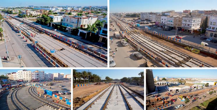 Tramway : Les travaux de la 3ème et la 4ème ligne démarrent en 2017