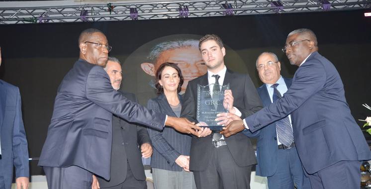 C'est la 8ème édition des Trofel: Les gagnants des Trophées de la filière des fruits et légumes