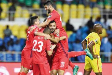 La Tunisie et le Sénégal meilleures attaques,  le Maroc troisième