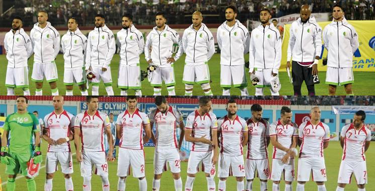 CAN-2017 : Mauvais départ pour la Tunisie et l'Algérie