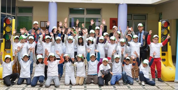 Vivo Energy-CNPAC : Plus de 16.000 écoliers sensibilisés à la sécurité routière