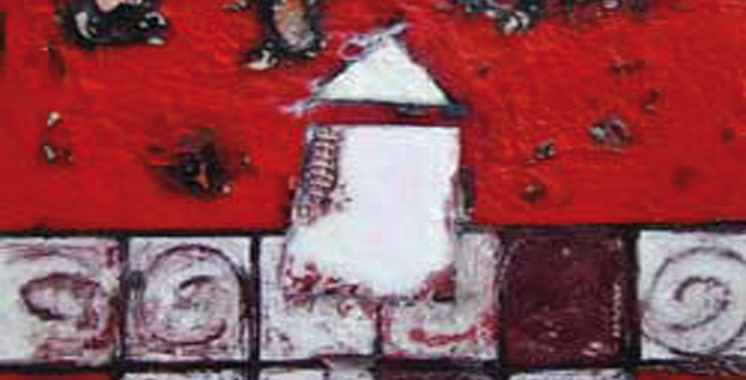 Exposition «L'au-delà» de Adil Haouata à Rabat
