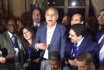 Vidéo : La délégation marocaine fête le retour du Maroc à l'UA