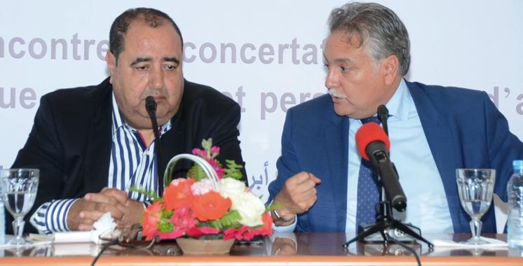 Benabdellah vs Lachgar : La gauche marocaine se déchire