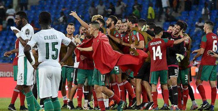 Après treize ans d'absence: Les Lions et Renard retrouvent les quarts de finale
