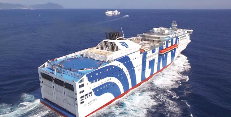 Transport maritime: Réouverture de la liaison Nador-Sète par GNV