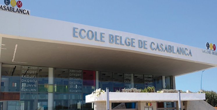 L'école Belge inaugure sa 2ème implantation à Casablanca: 160 élèves ont rejoint ce nouveau bâtiment