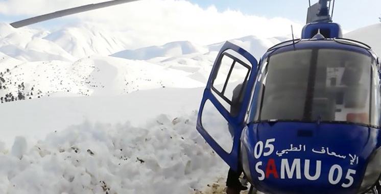 Opération Riâya : 250 services médicaux au profit des habitants des zones en proie à une vague de froid