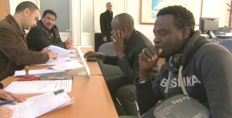 Migration-Maroc : 12.000 demandes en un mois