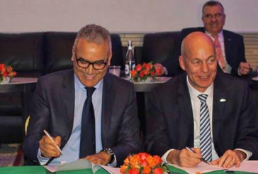 Un partenaire de taille pour le club de la ville du détroit: APM Terminals Tangier accompagne l'IRT