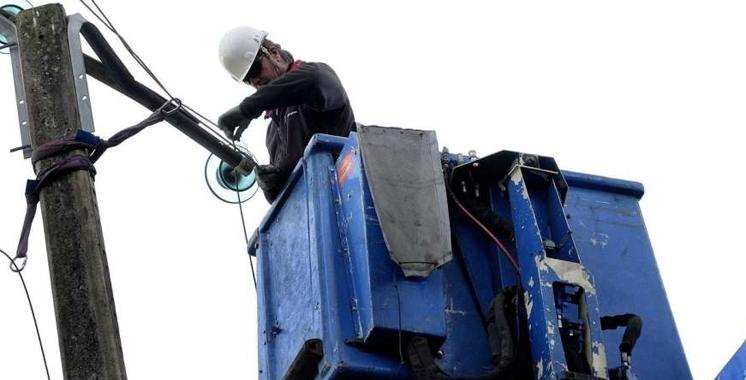 Tanger : 5 voleurs de câbles électriques sous les verrous