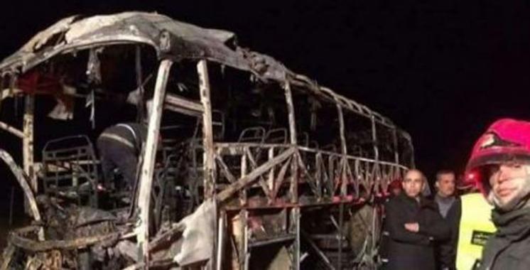 Accident sur l'autoroute Marrakech-Agadir: Le chauffeur de l'autocar déféré devant le juge d'instruction