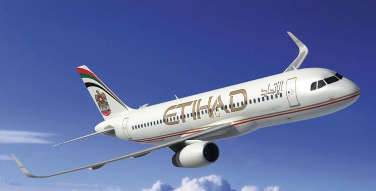 Trafic aérien: Etihad Airways desservira Paris en Airbus A380