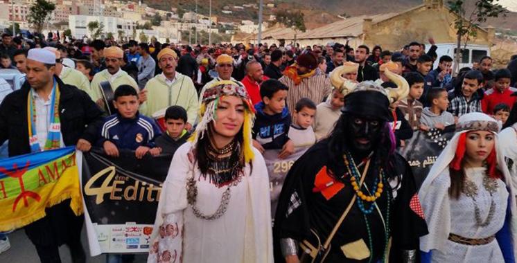 Le 5ème Festival «Bachikh»  célèbre le Nouvel An amazigh, du 8 au 12 janvier à Targuist