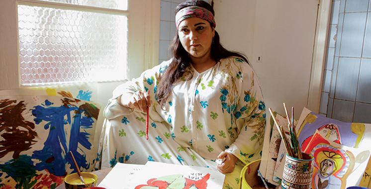 Saadia Azgoune: «Plus on avance en âge, plus le choix des rôles devient judicieux»